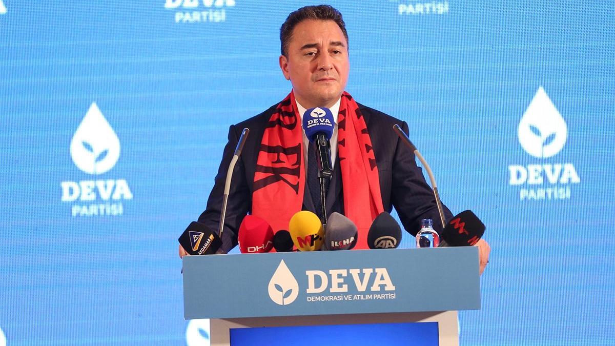 Babacan: Devlet tek bir partinin değildir, Kanal İstanbul'u eleştireceğiz