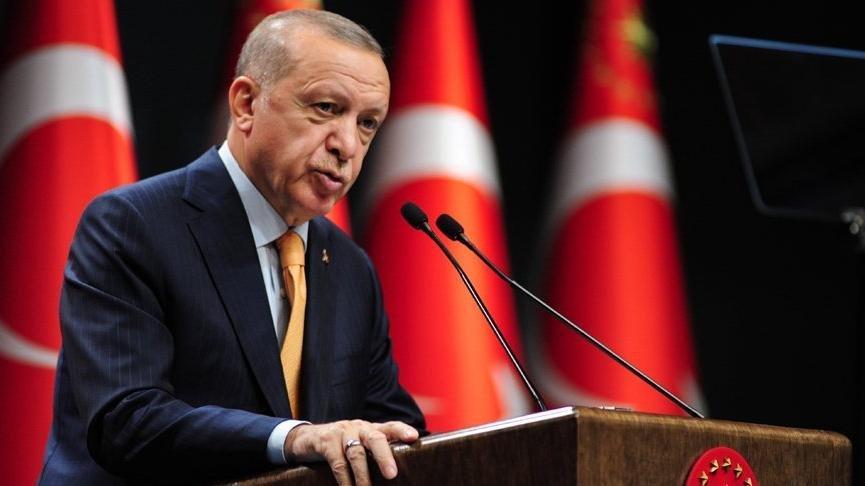 Erdoğan yeni önlemleri açıkladı: Sokağa çıkma kısıtlaması, uzaktan eğitim...