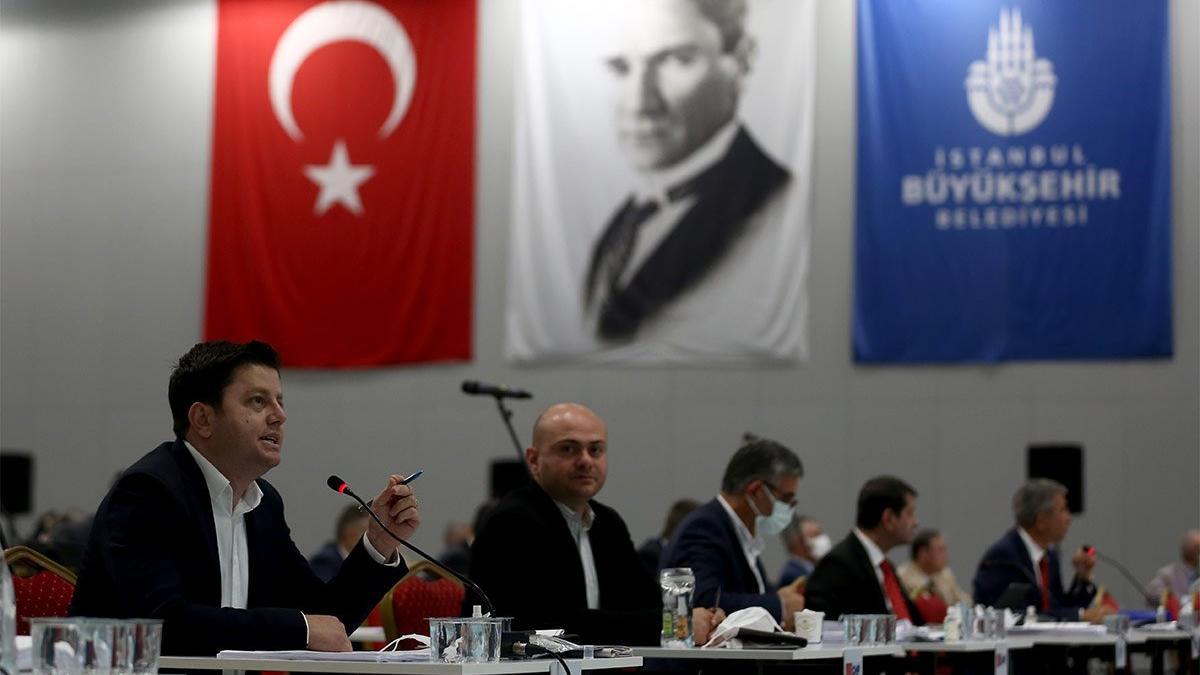 İBB Meclisi'nde 'Kanal İstanbul' tartışması! Ortam gerildi