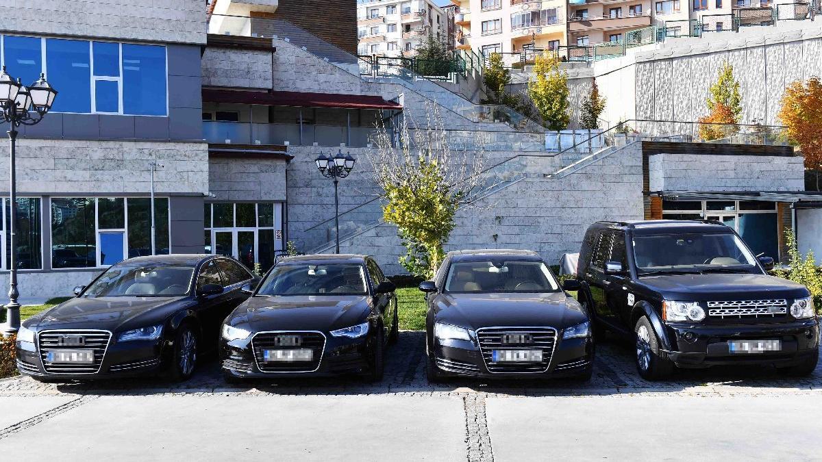 Ankara Büyükşehir Belediyesi 4 lüks aracı satışa çıkaracak