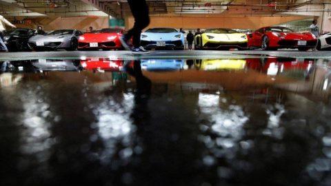 Corona yardımıyla Porsche ve Lamborghini almışlar
