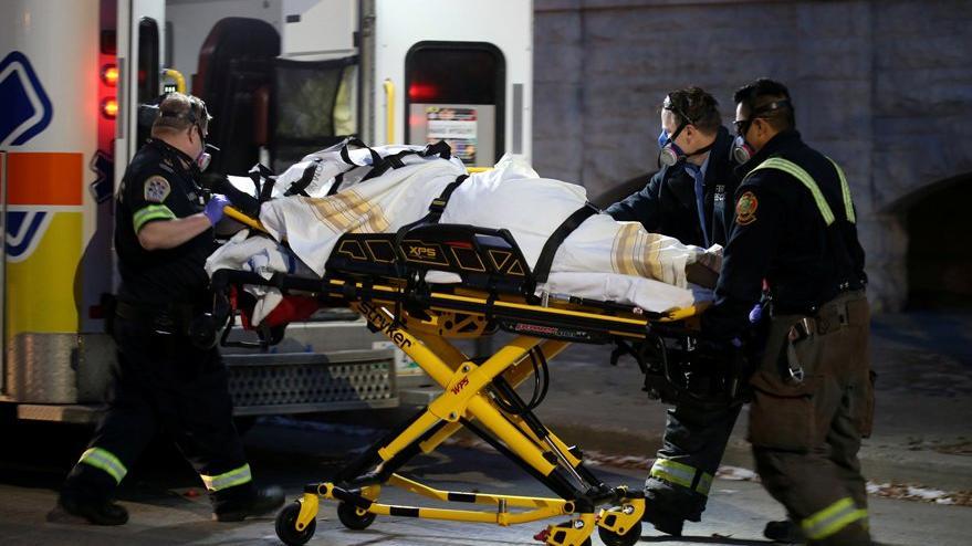 Corona virüsü salgınında en korkunç gün: Bir günde rekor ölüm