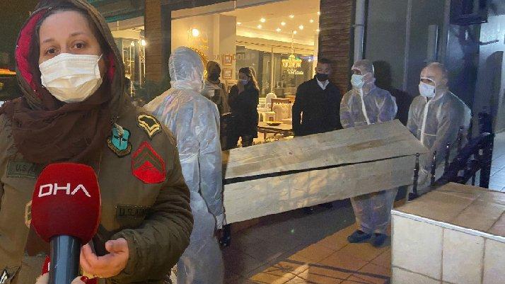 İstanbul'da coronadan öldü, cesedini saatlerce kimse almadı