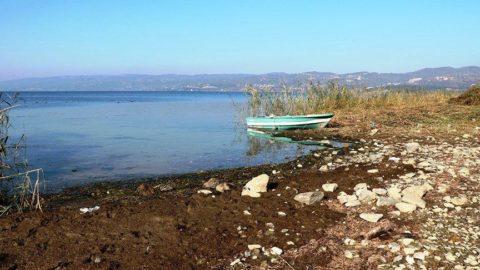 Sapanca Gölü için uyarı: Kritik sınıra yaklaştı