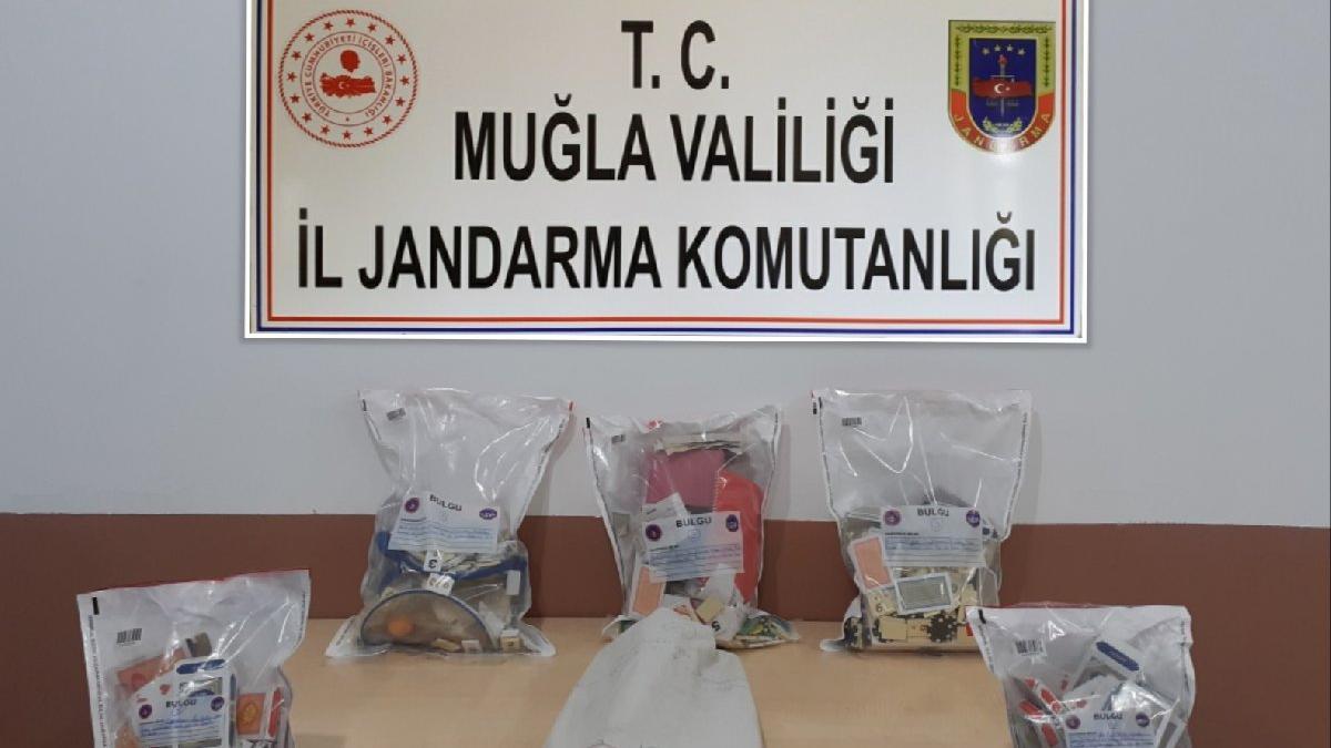 Muğla'da kumar ve maske ihlaline 41 bin 275 TL ceza