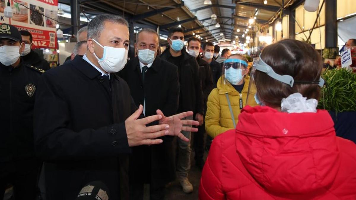 Vali Yerlikaya: 21 milyon TL ceza yazıldı, 1 milyonu sigara yasağından