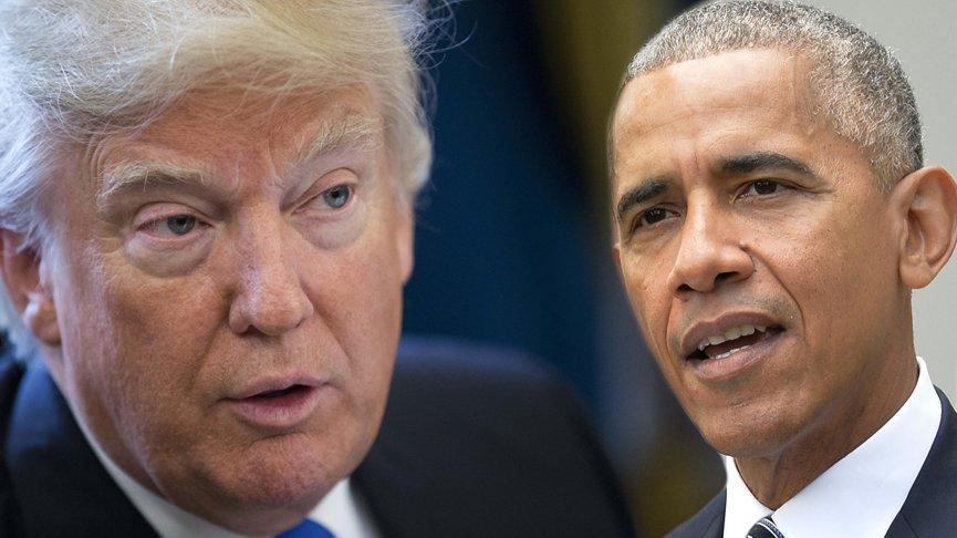 Obama: Rap ve TV programları Trump'ın yükselişine yardım etti