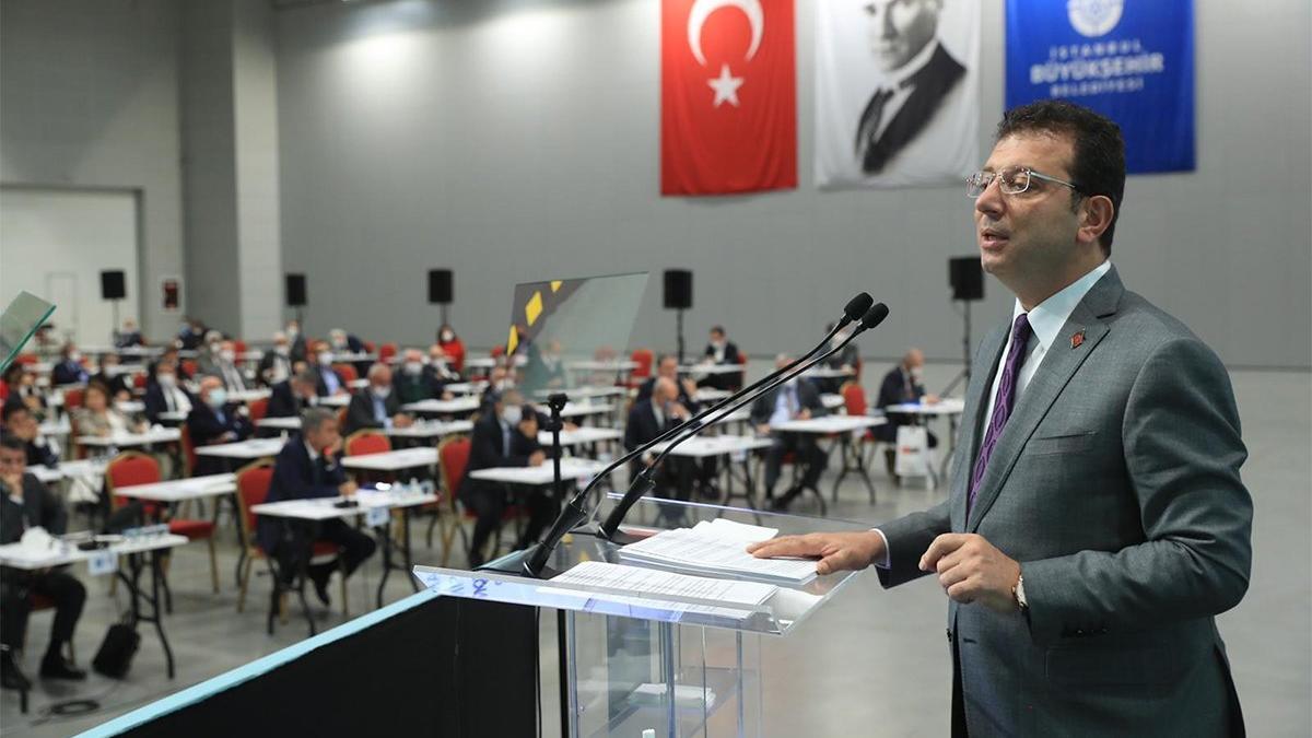 İBB'nin 2021 yılı bütçesi 28.9 milyar TL! İmamoğlu İstanbullulara söz verdi