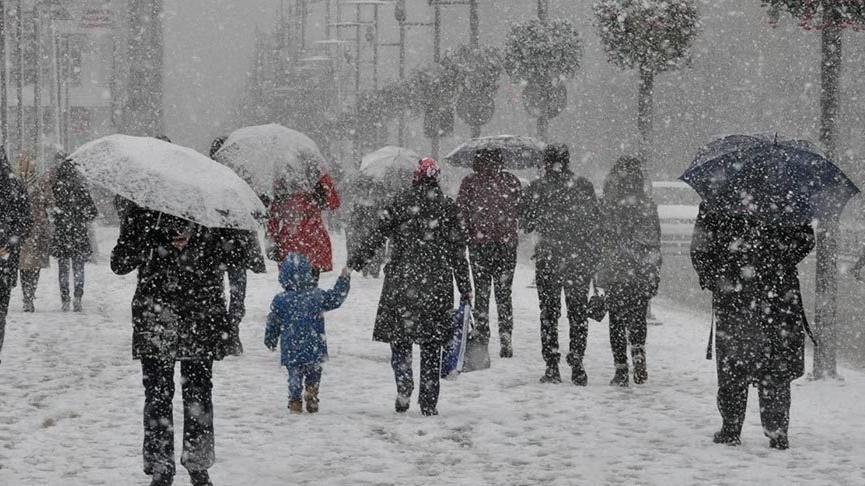 Yılın ilk bölgesel kar yağışı geliyor