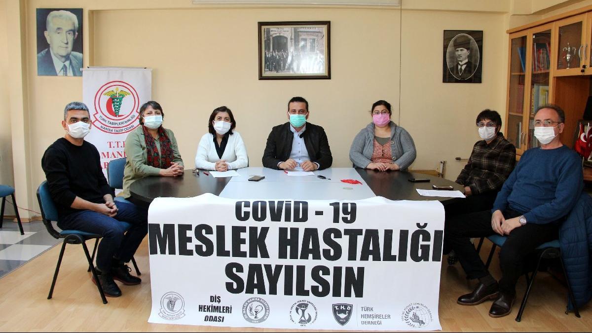 'Tek kişilik odalarda üç coronalı hasta kalıyor' iddiası