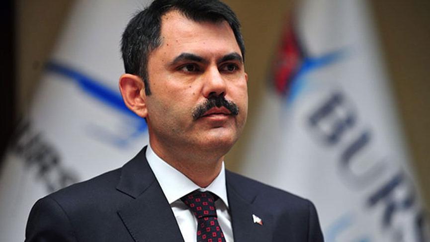 Bakan Kurum'dan Kanal İstanbul açıklaması: Vazgeçilme söz konusu değil