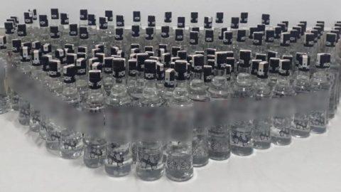 İstanbul'da sahte içki deposuna baskın