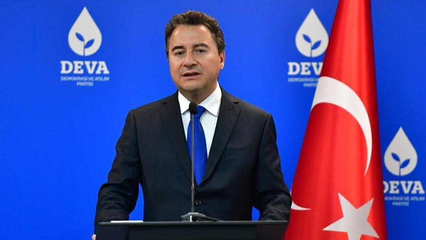 Babacan: Erdoğan ittifak bozulur kaygısıyla ortağının suça sahip çıkmasına ses çıkarmıyor
