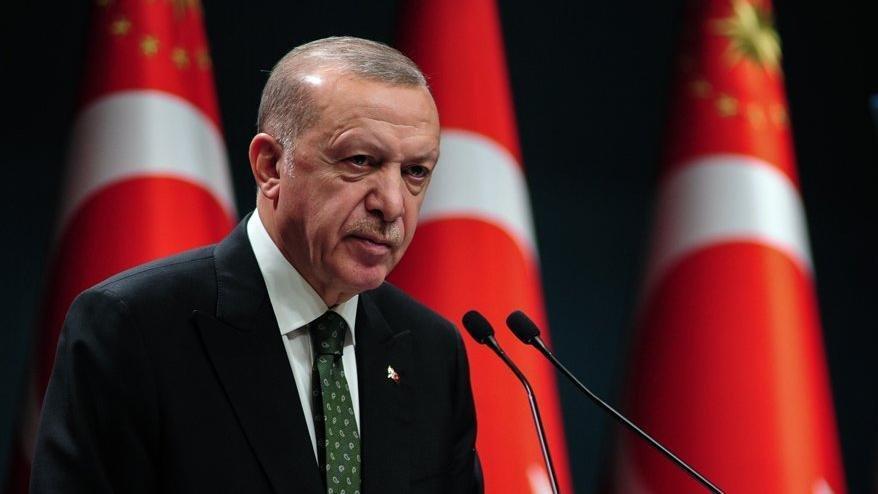 Cumhurbaşkanı Erdoğan'dan dikkat çeken ABD ve AB mesajı...