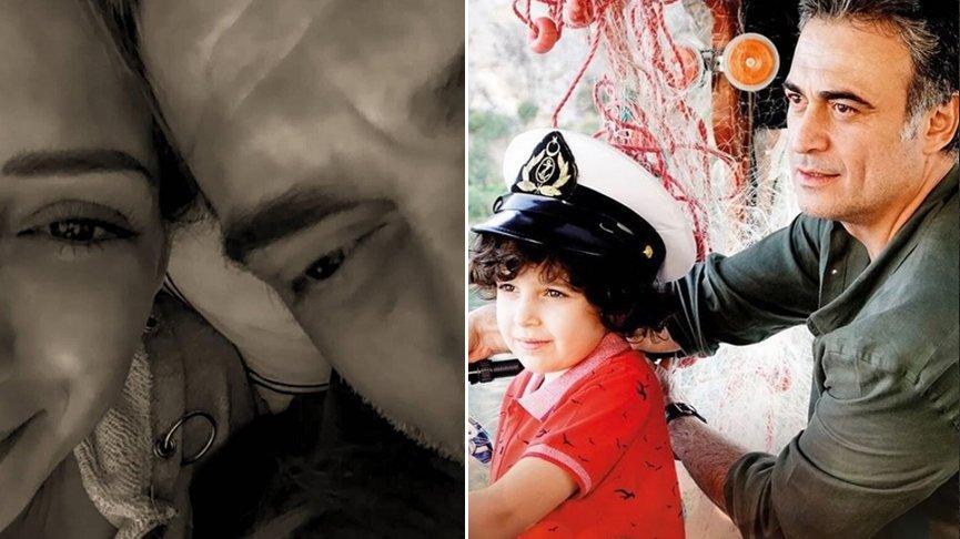 Kutsi rol arkadaşının annesiyle aşk yaşıyor