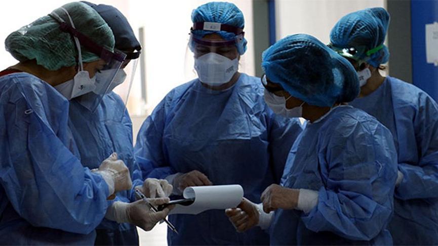 Hastanede corona paniği! 50 sağlık çalışanı pozitif çıktı