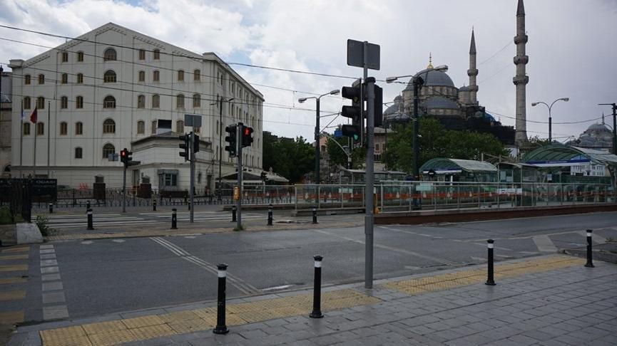 İstanbul'da kısıtlamayı ihlal edenlere 1,7 milyon liralık ceza