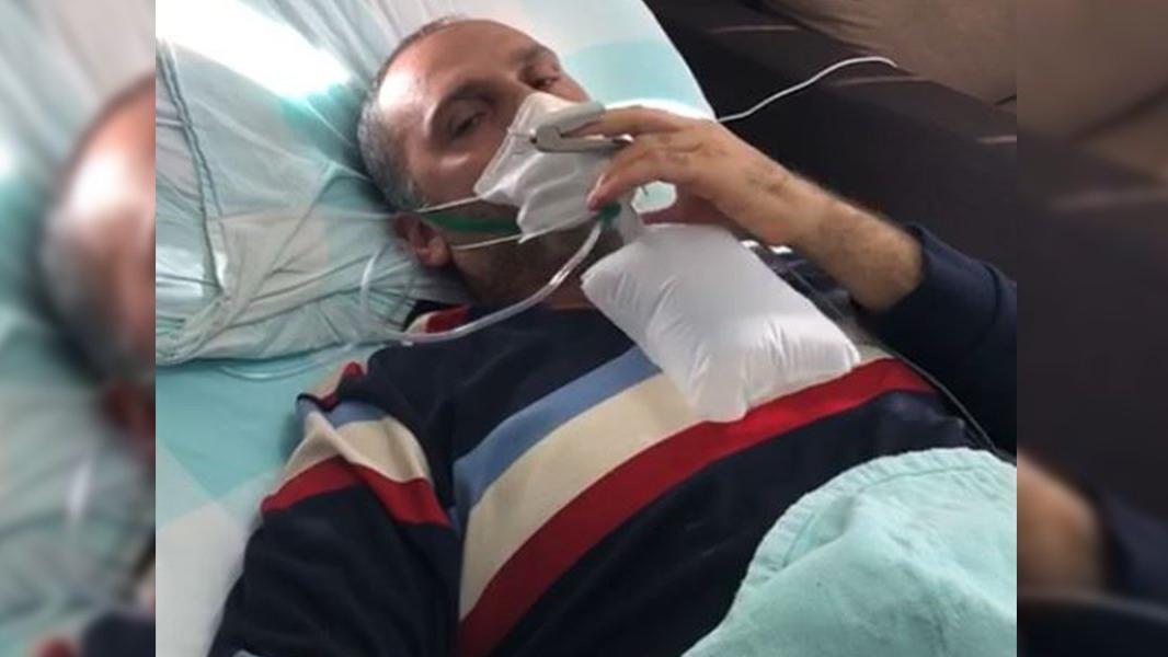Coronalı hasta: Maske takmayanlara hakkımı helal etmiyorum