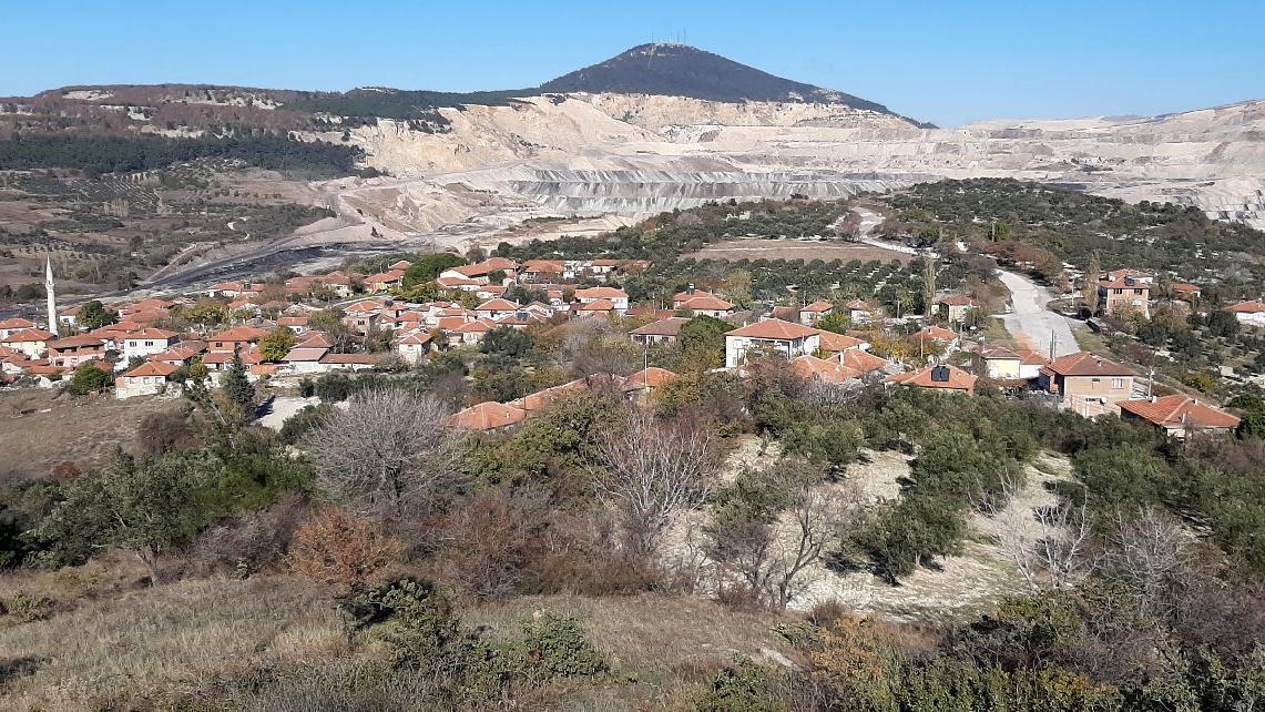 Maden ocağına yakın mahallede kamulaştırma bilmecesi