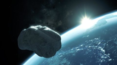 5 gün kaldı: Dev gök taşı Dünya'ya yaklaşıyor