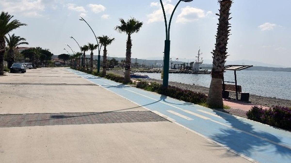 İzmir'de sahillerde oturmak, piknik yapmak yasak
