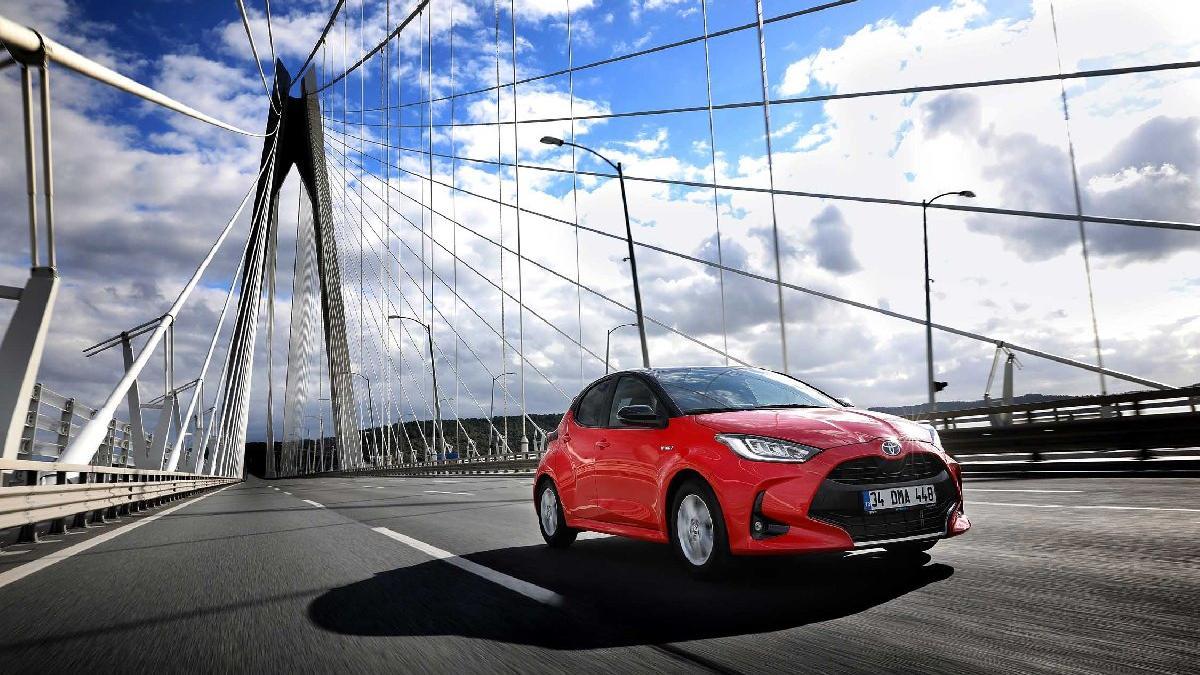 Yeni Toyota Yaris Türkiye'de