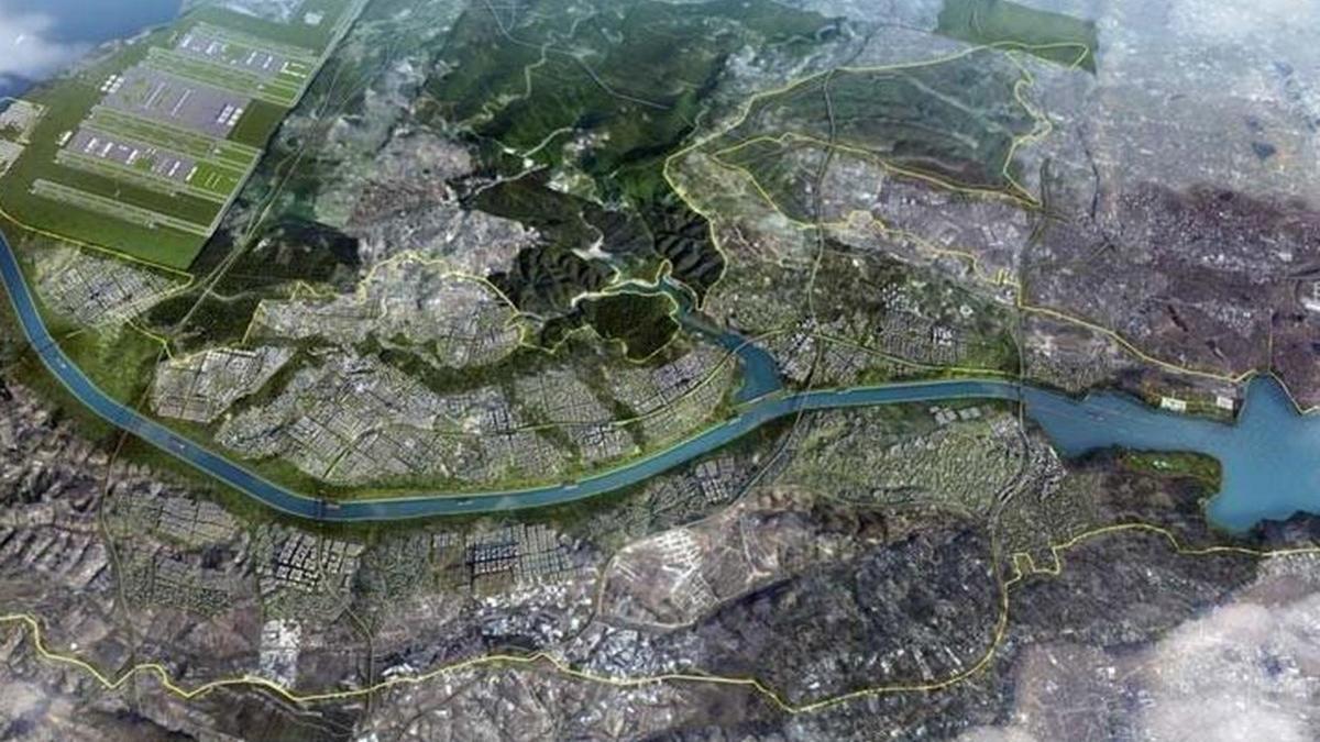 Reform geliyor dediler, Kanal İstanbul planları geldi
