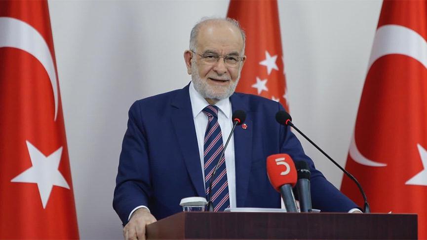 Karamollaoğlu'ndan Arınç açıklaması: Cumhurbaşkanı tamamen yalnızlaştı