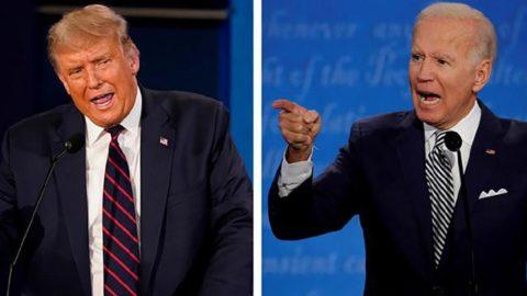Biden ilk röportajında Trump'ı rahatlattı: Soruşturmalara karışmam