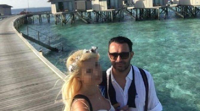 'Asgari ücretliyim' dedi, Maldivler'de fotoğrafları çıktı