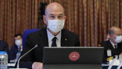 Bakan Soylu'dan Adil Öksüz ve Zekeriya Öz açıklaması