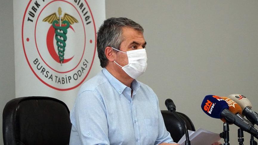 Türkkan: Türkiye'de 8 dakikada 1 kişi coronadan ölüyor