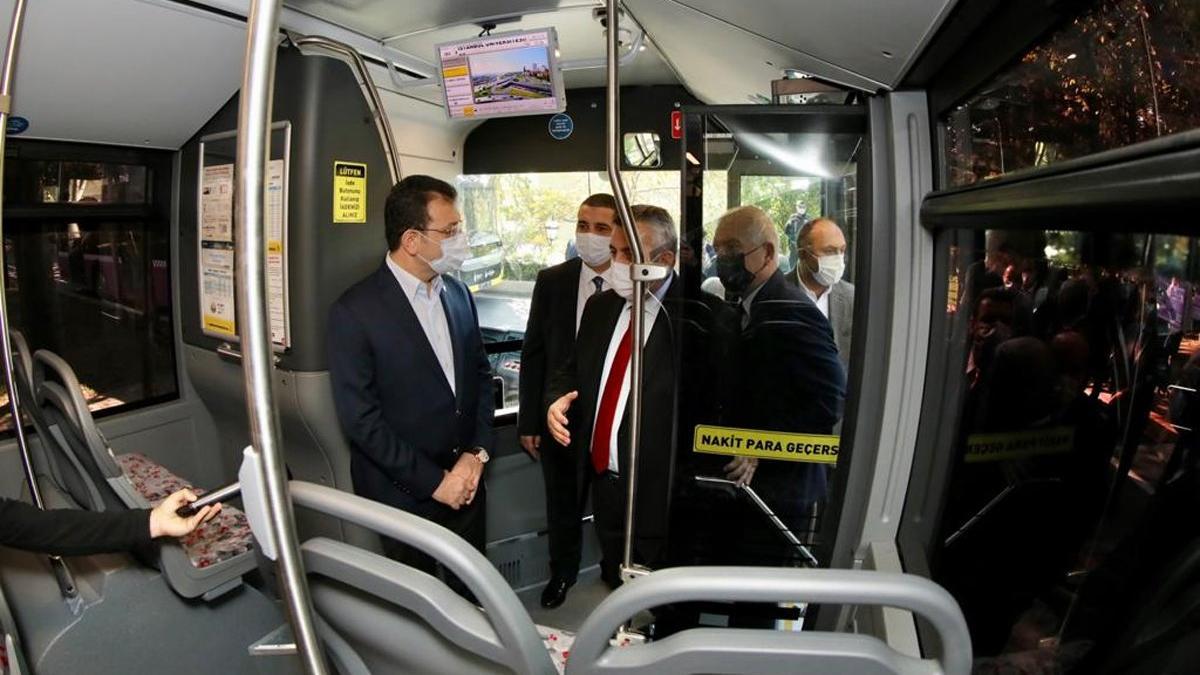 İstanbul'a yeni bir ulaşım modeli: Özel halk otobüsleri ile İETT, dönüşüm anlaşması imzaladı