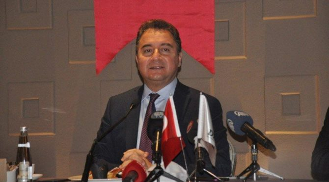 Babacan'dan Erdoğan'a sert eleştiri: Her şey oldu ama…