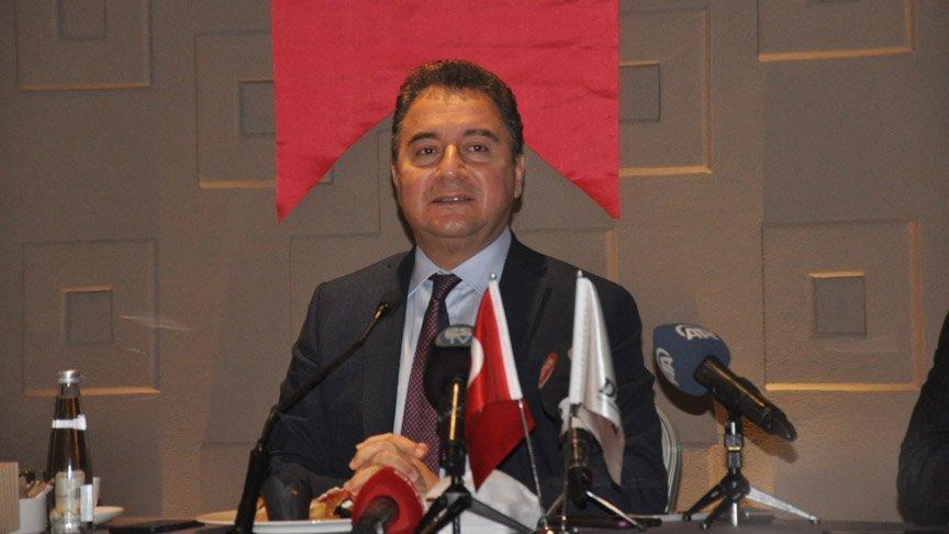 Babacan'dan Erdoğan'a sert eleştiri: Her şey oldu ama...