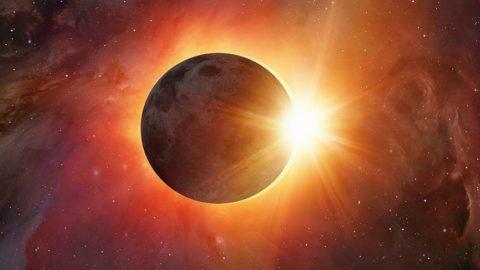 İkizler burcunda Ay Tutulması