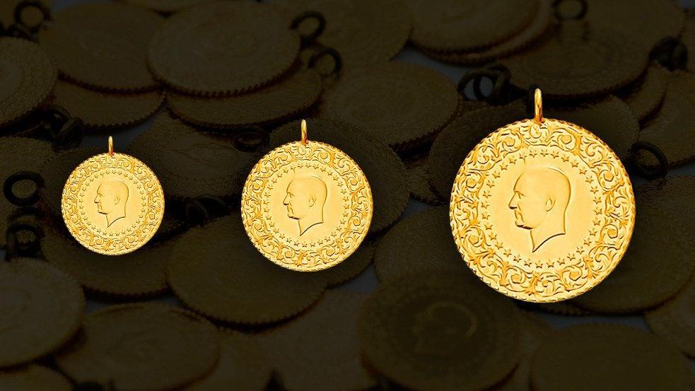 Altın fiyatları yükseldi; çeyrek, yarım ve tam altın üretimi sert düştü