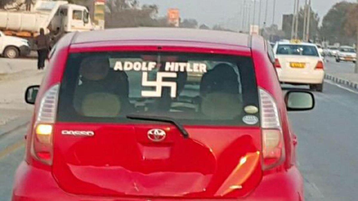 Tartışma yarattı: İşte Afrikalı Adolf Hitler