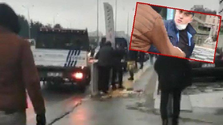 İstanbul'da zabıta ekiplerinin yaptıkları şok etti
