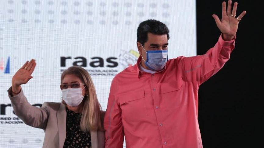 Maduro'dan şok iddia: ABD eşime teklif yaptı