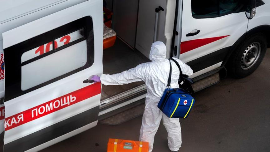 Rusya corona virüsü verilerini gizledikleri iddiasını yalanladı