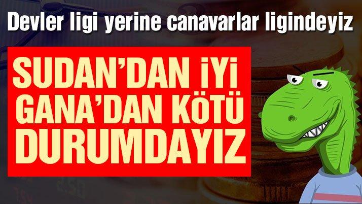 Türkiye yüksek enflasyonda 185 ülke arasında 15. sırada