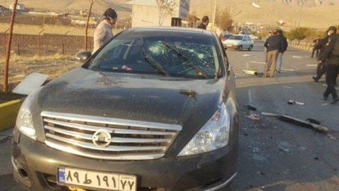 İran: Fahrizade uydudan kontrol edilen silahla öldürüldü