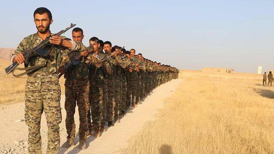 PKK'lı hainlerin Sincar sinsiliği