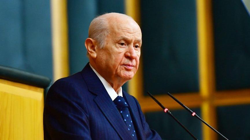 Bahçeli'den Kılıçdaroğlu açıklaması: Çok müjdeli bir konuşma oldu
