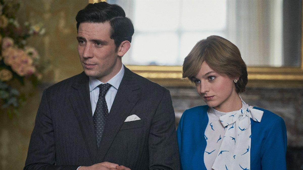 Netflix'ten Diana resti: The Crown'a uyarı yok