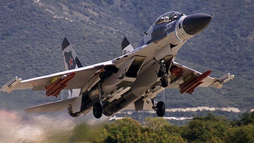 Rus savaş uçağı, ABD ve Fransız casus uçaklarını engelledi