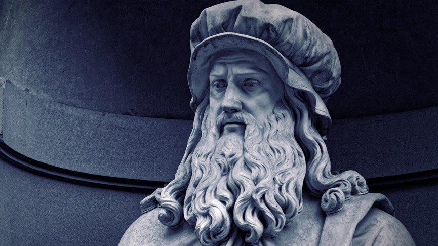 Leonardo da Vinci, Antalya'daki tsunamiyi yazmış