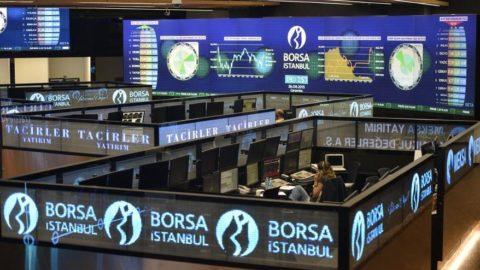 Borsaya 'yerli' akını durdu