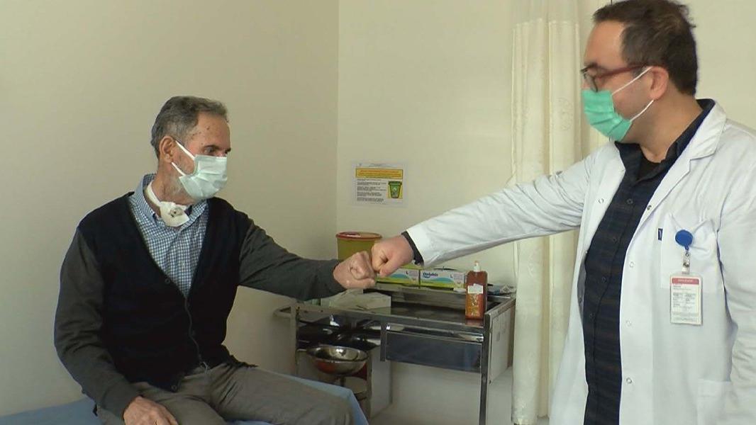 Türkiye'de bir ilk! Tek masada, iki zorlu kanser ameliyatı